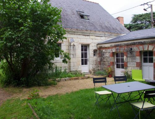 The gite Saint Aubin 500€/week