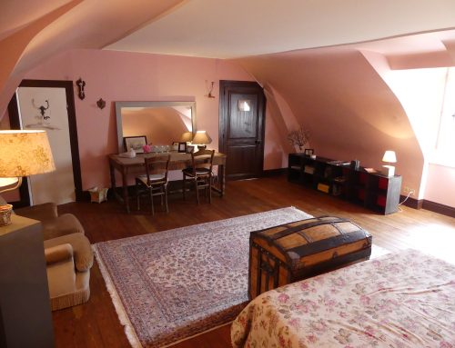 The room with Roses 135€/night