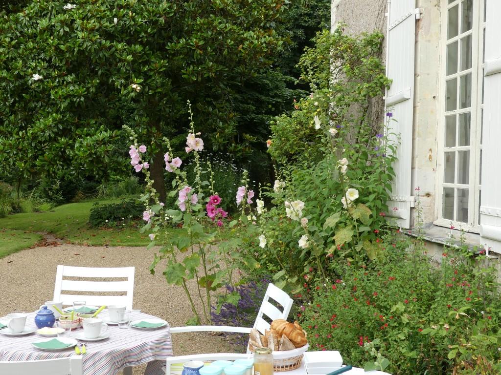 Le petit d jeuner inclus logis saint aubin - Vive le jardin st lo ...