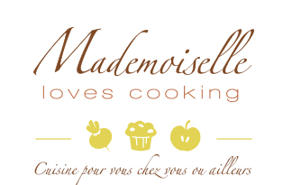 Mademoiselle loves cooking